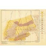Topo Map - Nenana-Kantishna Region Alaska - USGS 1919 - 23.00 x 29.25 - $36.58+