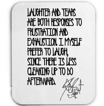 Kurt Vonnegut Quote - Mouse MAT/PAD Amazing Design - $12.36