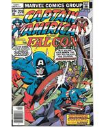 Captain America Comic Book #220, Marvel Comics 1978 NEAR MINT - $9.74