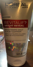 L'Oreal Paris Skin Expert REVITALIFT Bright Reveal Daily Scrub Cleanser 5 fl oz - $9.00