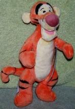"Disney Store Winnie the Pooh TIGGER Plush 9""H NWT - $9.50"