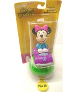 """Disney Store MINNIE MOUSE Boogie Bobbers French SOUND RESPONSIVE """"Rare"""" - $6.68"""