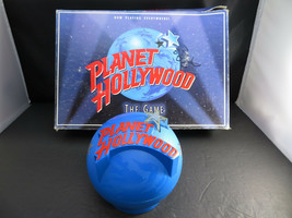 Planet Hollywood The Game By Milton Bradley Trivia Board Game 1997 - $50.00