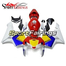 Fairing Kit for Honda CBR600RR 2005 2006 Bodywork F5 05 06 White Red Blu... - $493.35