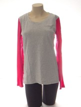 Tommy Hilfiger Multi-Color Long Sleeve Casual Tee T Shirt Women's Medium M NWT - $51.97