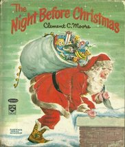 The Night Before Christmas Tip Top Tales [Hardcover] [Jan 01, 1963] - $23.11