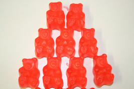 Gummy Bears Albanese Strawberry, 1LB - $12.51