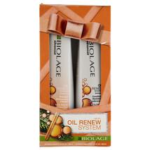 Matrix Advanced Oil Renew Shampoo & Conditioner Holiday Kit   - $29.62
