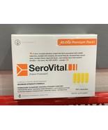 SeroVital Dietary Supplement 160 Capsules 40 Day Premium Pack Maximum St... - $69.99