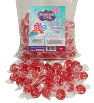 Ferrera Cinnamon Discs Candy 2 Pounds Cinnamon Candy - Individually Wrapped Cand
