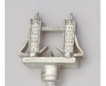 Llector souvenir spoon great britain uk england london tower bridge figural 3d  1  thumb155 crop