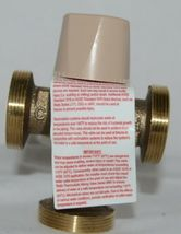 Watts Thermostatic Mixing Valve Threaded 0559122 For Domestic Hot Water Systems image 5
