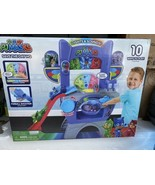 """PJ Masks Save The Day HQ Headquarters 36"""" w/ Lights Sounds New - $98.99"""