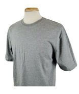 Duluth Trading Company Long Tail T-Shirt Small Gray 100% Cotton Workwear... - $11.69