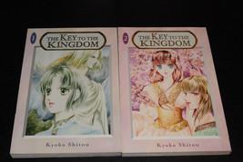 KEY OF THE KINGDOM Vol.1-2 Books Graphic Novel Manga Comic Lot - $15.00