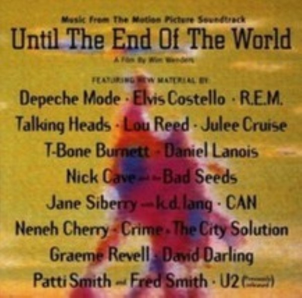 Until The End Of The World - Music From The Motion Picture Soundtrack Cd