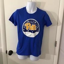 New Mens Gildan NCAA University of Pittsburgh Panthers T-Shirt Size Small - $26.59