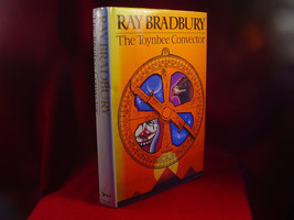 Ray Bradbury THE TOYNBEE CONVECTOR 1st ed and signed label (unaffixed) - $53.90