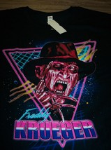 VINTAGE STYLE A NIGHTMARE ON ELM STREET FREDDY KRUGER T-Shirt 80's SMALL... - $19.80