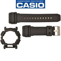 Genuine Casio G-Shock GD-400 GD-400MB watch band & bezel black Set - $44.95
