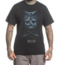 Sullen Clothing Matt Jordan Punk Goth Tattoo Art Skull Owl Bird T Shirt ... - $24.99+
