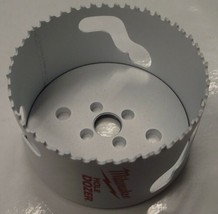 "MILWAUKEE 49-56-5195 3-5/8"" Hole Dozer Bi-Metal Hole Saw - $7.92"