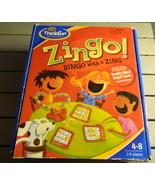 Zingo Bingo With A Zing  Game-Complete - $20.00