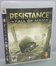 N) Resistance: Fall of Man (Sony PlayStation 3, 2006) Video Game - $7.91