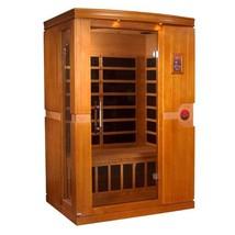 GDI Dynamic Venice I 2 Person IR Carbon Sauna - $1,631.95