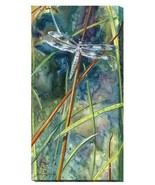 Dragonfly Wrapped Canvas by Jocelyn Beatty - $54.95