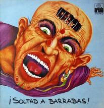 "Soltad a Barrabas! (Album Cover Art) - Framed Print - 16"" x 16"" - $51.00"