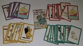 The Wild Rumpus Card Game Briarpatch Where Wild Things Are  ~ 3 Ways To ... - $14.80
