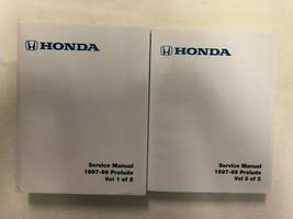 1997 1998 1999 honda prelude Workshop Service Repair Shop Manual Factory - $102.05