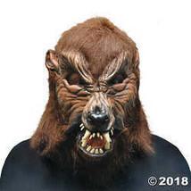 Howl O Ween - Werewolf Latex Halloween Mask by Halloween FX  - £68.59 GBP