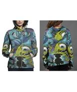 Monster Inc Boo Art Hoodie Zipper Fullprint Women - $50.99+