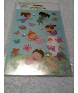 AMERICAN GREETINGS STICKETY DOO DA Removable FAIRY Stickers - $1.00