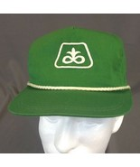 VTG K-Products Pioneer Seed Green Snapback Hat Trucker Rope Cap Embroide... - $42.52