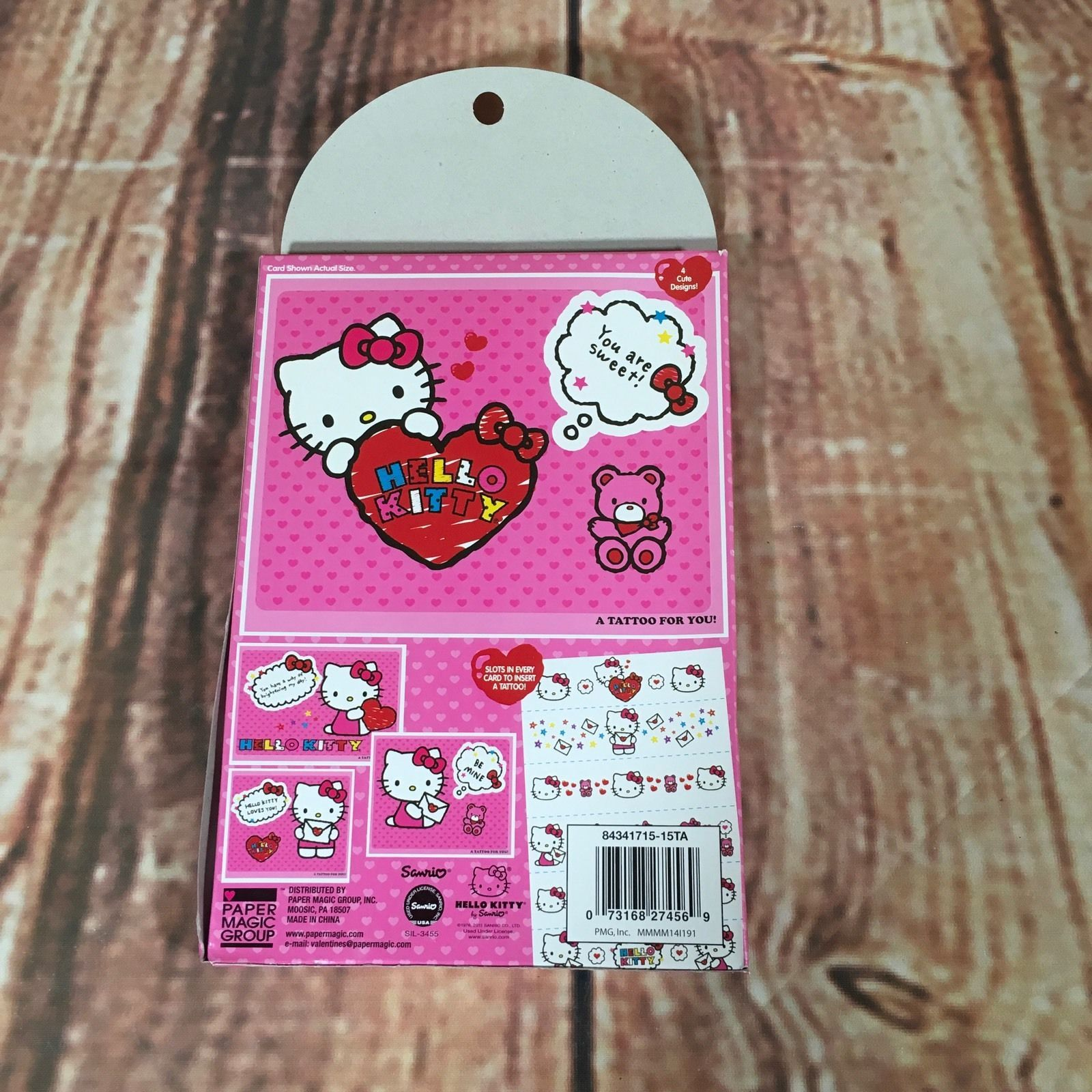 Sanrio Hello Kitty 16 Valentines Day With And 50 Similar Items