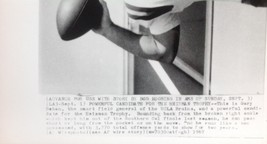 1967 UCLA Bruins Gary Beban Heisman Trophy Winner UPI Wire Photo image 2