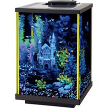 Aqueon Yellow Aqueon Neoglow Aquarium Kit Column 5 Gallon - $109.01