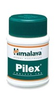 Pilex Piles Hemorrhoids Fissures Controlled Bleeding 60 tablets - $18.09