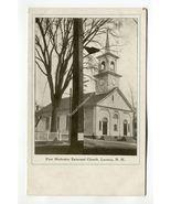 First Methodist Episcopal Church Laconia New Hampshire - $6.99