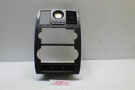 2006-2010 Chrysler 300 Center Bezel Unit 04602416AF OEM 156254 02 03 14J5 - $25.73
