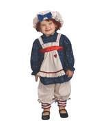 Baby & Toddler Ragamuffin Dolly Halloween Costume  - $26.00