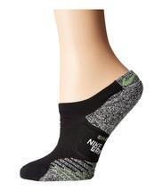 Nike NIKEGRIP Lightweight No Show Training Socks Black/Volt M:6-8. W:6-10 - $19.97