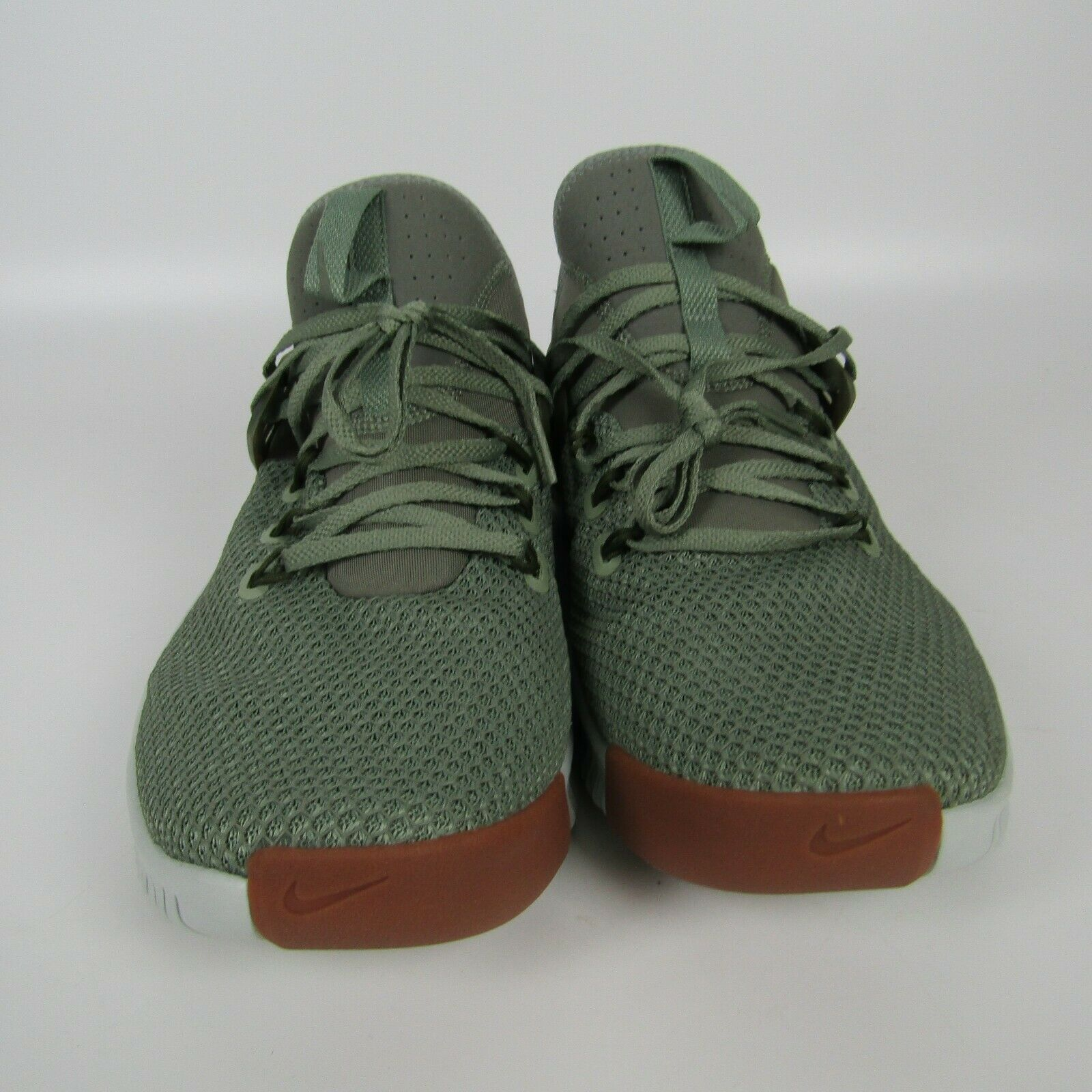 Mens Nike Free Metcon Running Shoes Size 11.5 Green Tan Camo AH8141 002 Trainer image 3