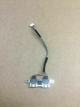 Toshiba Satellite A205 USB Port Board W/ Cable - $14.95