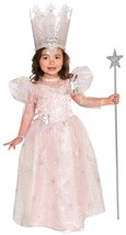 Glinda the Good Witch Wizard of Oz Fancy Dress Halloween Toddler Child C... - $21.77