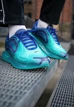 Nike Mens Air Max 720 Trainers Deep Royal Shoes - $227.04
