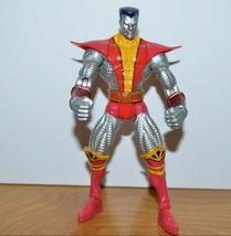 """Vintage MARVEL TOYBIZ COLOSSUS Action Figure 1998 5"""" Scale X-Men Comics - $13.08"""